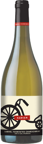 "Harken Chardonnay, bringing back to the classic ""Buttery"" Oaky -Style Chardonnay!! Luscious, Delicious and well balanced!"