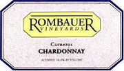 "Rombauer Chardonnay...so lush and rich. Joe calls it ""The Holy Grail of California Chards"""