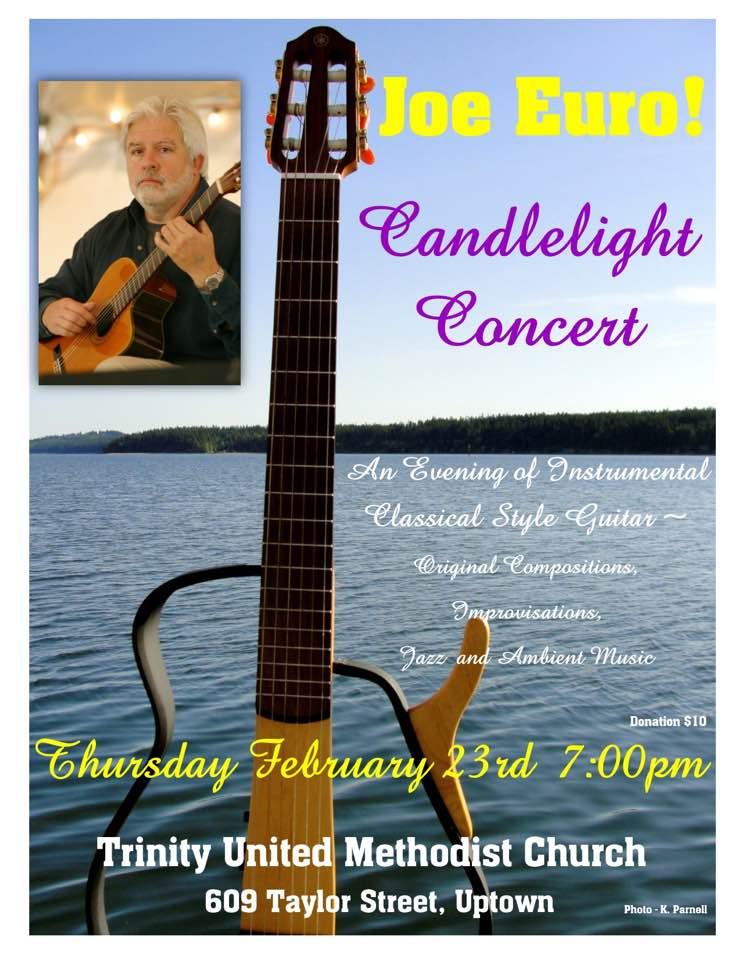 candlelight concert feb 2017