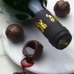 wine filled chocolates